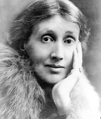 La voz de la gran Virginia Woolf