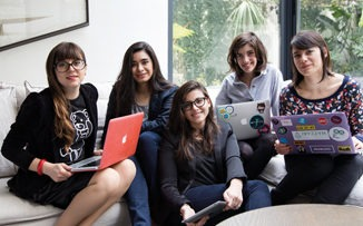 Chicas techie
