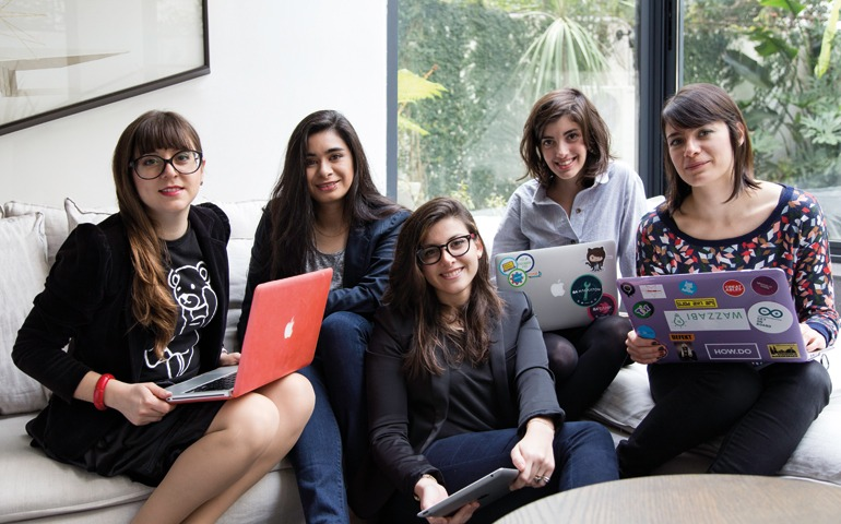 chicas-techie
