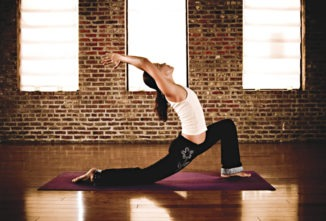 Yoga, en busca de la armonía
