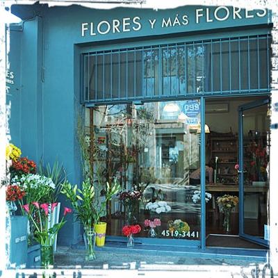 Florerías chic