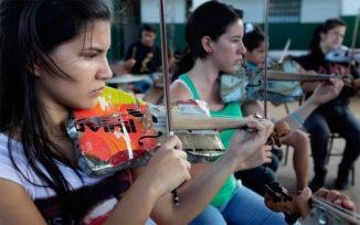 Una orquesta para salir de la pobreza