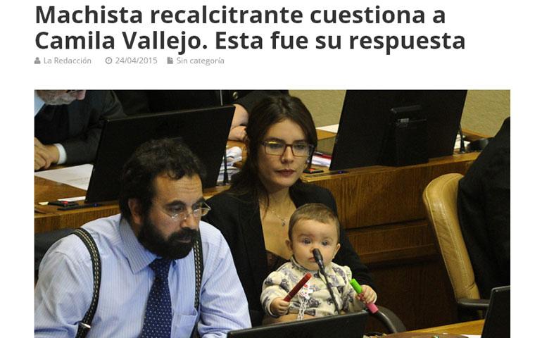 La noticia, a través de Página Popular de Chile