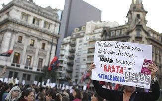 Por el fin de la violencia contra las mujeres