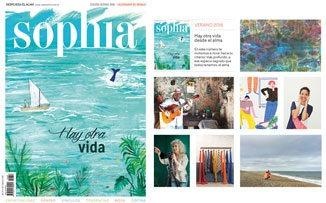 ¡Ya salió Sophia edición verano 2016!