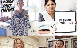 Fashion Revolution: ¿Quién hace tu ropa?