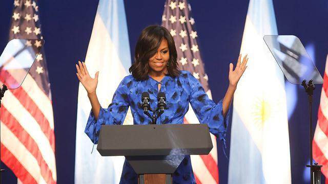 Michelle Obama - La Nación (1)