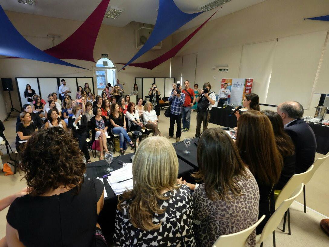 Presentacion Informe de Investigacion de Femicidios en Argentina