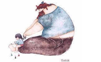 En el Día del Padre, un amor ilustrado