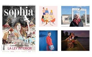 ¡Ya salió Sophia edición invierno!