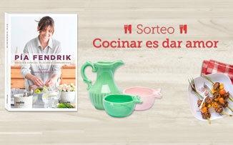 Cocinar es dar amor: ¡conocé a los ganadores!