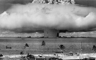 La bomba atómica y los Juegos Olímpicos