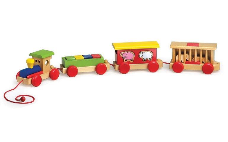 tren hijos