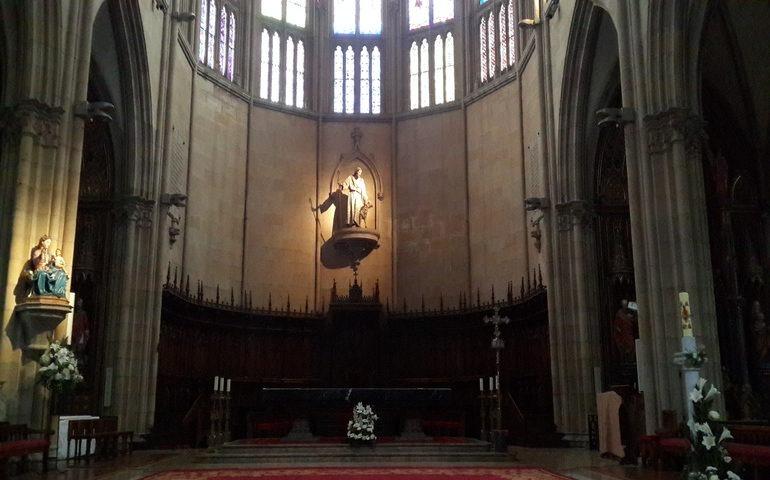 Catedral del Buen Pastor. San Sebastián, España.