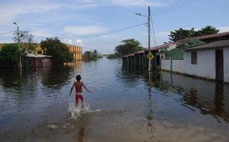 Inundaciones: las grandes aguas y la fatiga cósmica