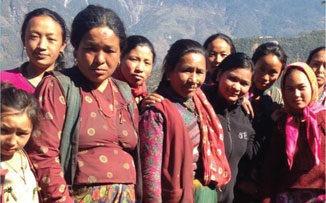 Renacer en Nepal