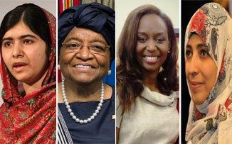 La paz se escribe en femenino plural