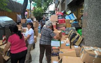 Inundaciones: cómo ayudar a los afectados de Jujuy y Santa Fe