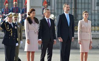 Macri, Ana Pastor y el orgullo argentino