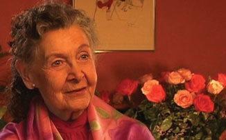 """Marion Woodman: """"La armonía nos espera en este milenio"""""""