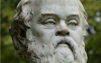 La Dama Blanca de Sócrates
