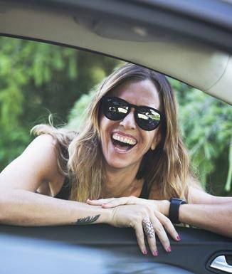 """Luly Dietrich: """"Siempre podemos ponernos al volante de nuestras vidas"""""""