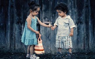 Niños esponja: la sensibilidad es su fortaleza