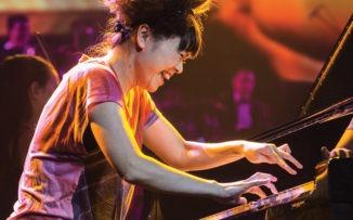 HiromiUehara, jazz para despabilar el espíritu