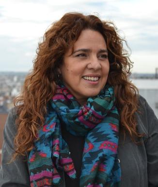 """Sandra Meyer: """"Me sentía perdida en el dolor, pero algo sucedió en mí"""""""