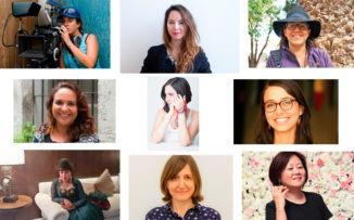 Nueve mujeres para descubrir
