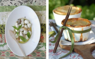 En verano, cocina fácil, rápida y sana