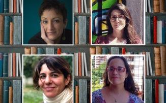 Editoras: cuatro mujeres que aman los libros