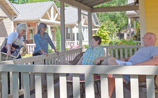 Cohousing, la aventura de envejecer con otros