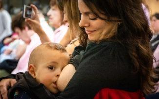 Tiempo de celebrar la lactancia materna