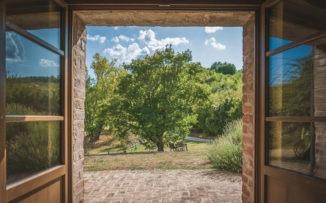 La sabiduría de puertas y umbrales