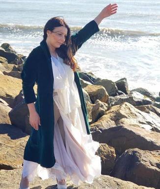 "Guadalupe Berrino: ""Interpretar a Alfonsina Storni cambió mi vida"""
