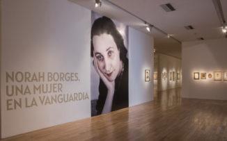 Norah Borges: el espíritu de la profundidad