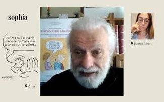 """Francesco Tonucci: """"El mundo cambió y la escuela intenta demostrar que no pasa nada"""""""