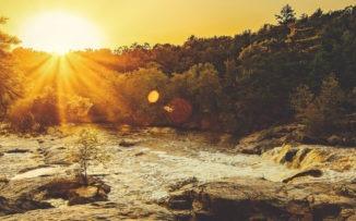 El río, símbolo de esperanza