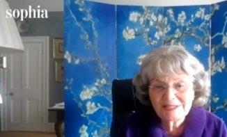 """Anne Baring: """"Debemos traer el arquetipo femenino a nuestra consciencia nuevamente"""""""