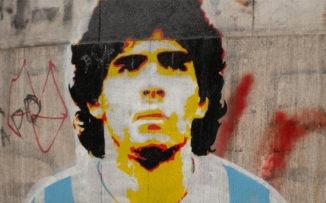 Maradona, el héroe que no fue
