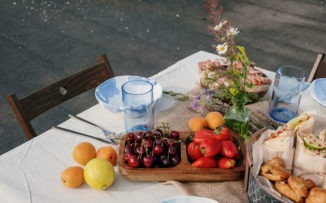 Hacia una alimentación más sana: una aventura de sabores y colores