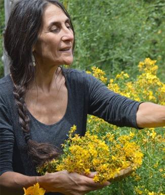 """Sara Itkin: """"Las plantas nos ofrecen amistad y bienestar"""""""