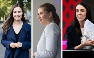 Jacinda, Sanna y Mette: carisma, empatía y nuevos estilos de ejercer el poder