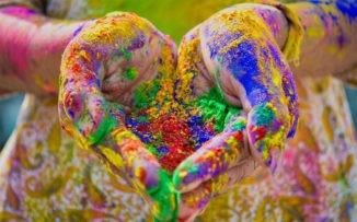 Holi: la gran oportunidad de celebrar la vida