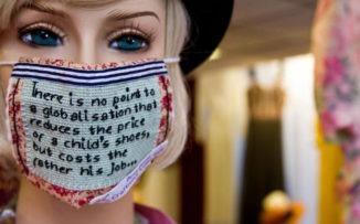 Craftivism: bordar para cambiar el mundo