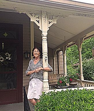 """Sylvia Kersenbaum: """"Cada etapa de la vida es un preludio de lo que vendrá"""""""
