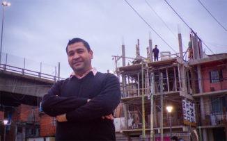 César Sanabria, el arquitecto de la Villa 31 que busca derribar prejuicios y construir igualdad