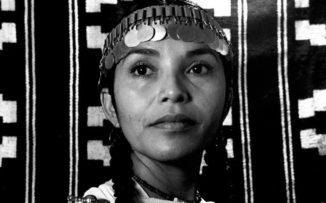 Aimé Painé, la viva voz del pueblo mapuche