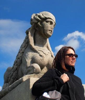 """Albertina Piterbarg: """"Es importante diferenciar entre la religión y sus versiones extremistas"""""""